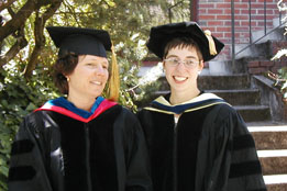 graduation 2001 -- Anne DePrince